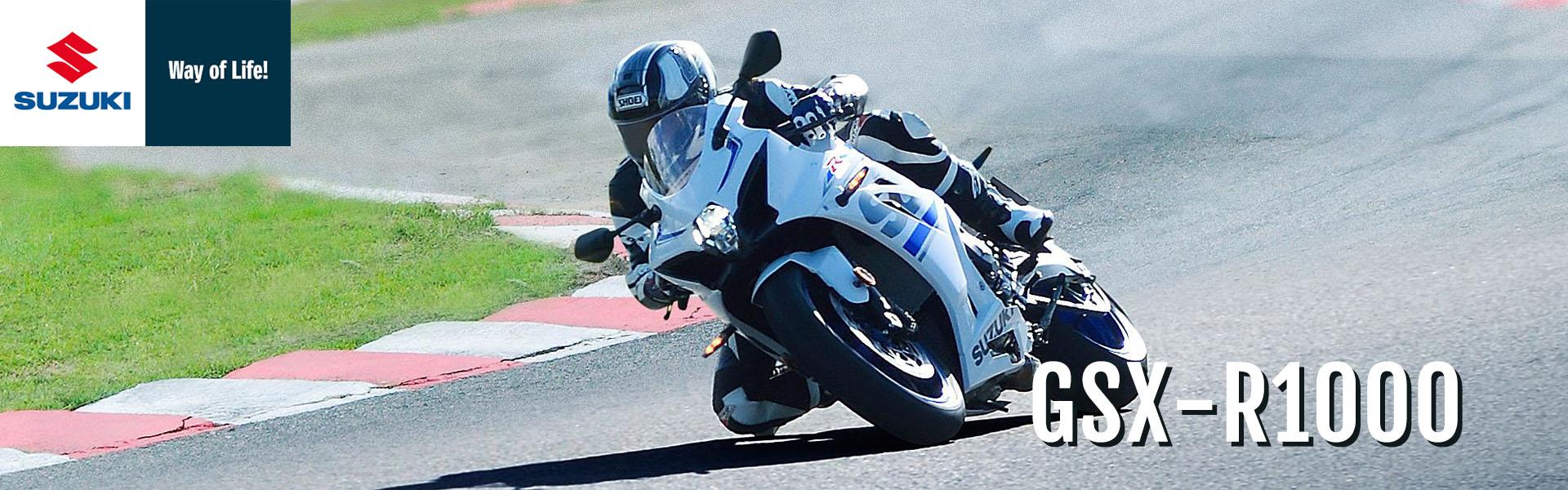 GSX-R1000 Suzuki Motorrad
