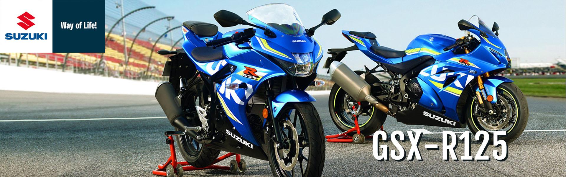 GSX-R125 Suzuki Motorrad Mainz