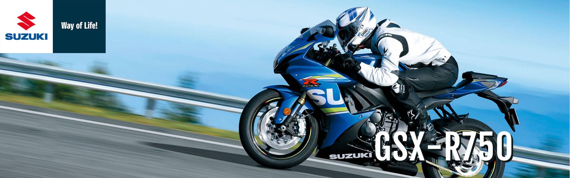 GSX-R750 Suzuki Motorrad